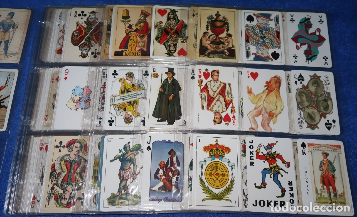 Barajas de cartas: Naipes - Fournier - Altaya (1997) ¡Colección completa! - Foto 2 - 166785086