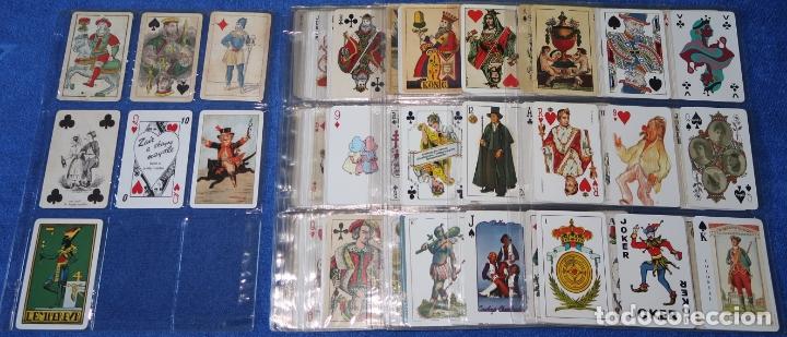 NAIPES - FOURNIER - ALTAYA (1997) ¡COLECCIÓN COMPLETA! (Juguetes y Juegos - Cartas y Naipes - Barajas de Póker)