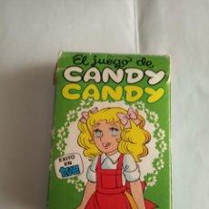Barajas de cartas: BARAJA DE CARTAS CANDY CANDY - EDICIONES RECREATIVAS 1984. Lote 166816962