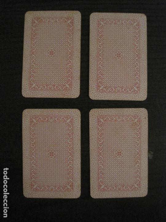 Barajas de cartas: BARAJA CARTAS ANTIGUA-REPUBLICA-SIMEON DURA-VALENCIA-14 ABRIL 1931-40 CARTAS-VER FOTOS-(V-17.278) - Foto 5 - 166819890