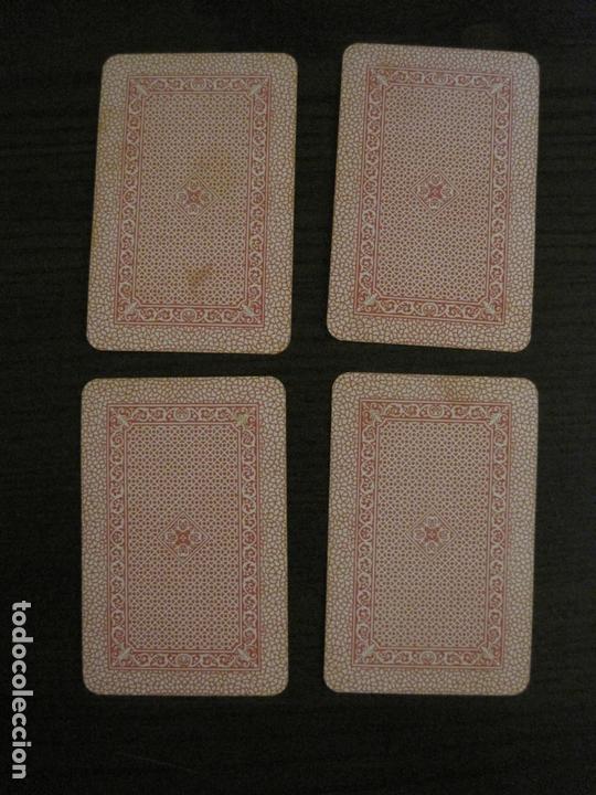 Barajas de cartas: BARAJA CARTAS ANTIGUA-REPUBLICA-SIMEON DURA-VALENCIA-14 ABRIL 1931-40 CARTAS-VER FOTOS-(V-17.278) - Foto 7 - 166819890