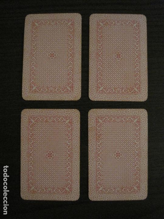 Barajas de cartas: BARAJA CARTAS ANTIGUA-REPUBLICA-SIMEON DURA-VALENCIA-14 ABRIL 1931-40 CARTAS-VER FOTOS-(V-17.278) - Foto 13 - 166819890