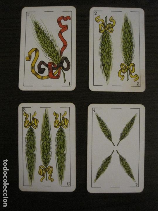 Barajas de cartas: BARAJA CARTAS ANTIGUA-REPUBLICA-SIMEON DURA-VALENCIA-14 ABRIL 1931-40 CARTAS-VER FOTOS-(V-17.278) - Foto 16 - 166819890