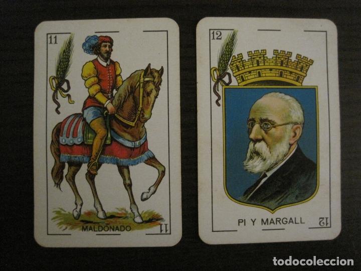 Barajas de cartas: BARAJA CARTAS ANTIGUA-REPUBLICA-SIMEON DURA-VALENCIA-14 ABRIL 1931-40 CARTAS-VER FOTOS-(V-17.278) - Foto 20 - 166819890