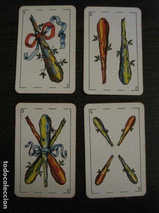 Barajas de cartas: BARAJA CARTAS ANTIGUA-REPUBLICA-SIMEON DURA-VALENCIA-14 ABRIL 1931-40 CARTAS-VER FOTOS-(V-17.278) - Foto 22 - 166819890