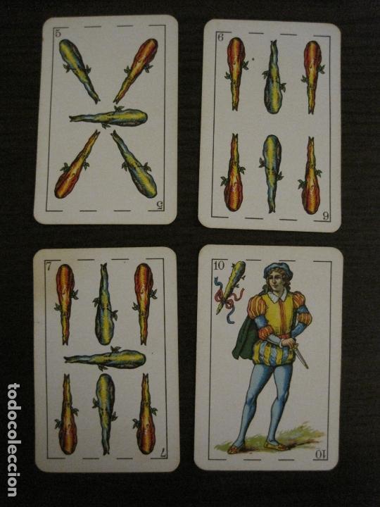 Barajas de cartas: BARAJA CARTAS ANTIGUA-REPUBLICA-SIMEON DURA-VALENCIA-14 ABRIL 1931-40 CARTAS-VER FOTOS-(V-17.278) - Foto 24 - 166819890