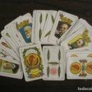 Barajas de cartas: BARAJA CARTAS ANTIGUA-REPUBLICA-SIMEON DURA-VALENCIA-14 ABRIL 1931-40 CARTAS-VER FOTOS-(V-17.278). Lote 166819890
