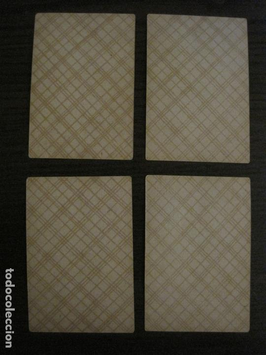 Barajas de cartas: BARAJA CARTAS ANTIGUA-TIPO LITOGRAFIA DEL UNIVERSO-CARLISMO-COMPLETA 40 CARTAS-VER FOTOS-(V-17.279) - Foto 6 - 166821042