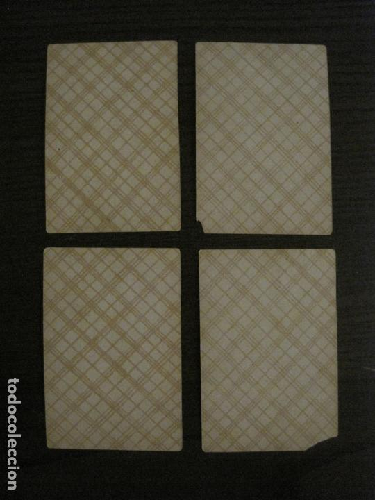 Barajas de cartas: BARAJA CARTAS ANTIGUA-TIPO LITOGRAFIA DEL UNIVERSO-CARLISMO-COMPLETA 40 CARTAS-VER FOTOS-(V-17.279) - Foto 14 - 166821042