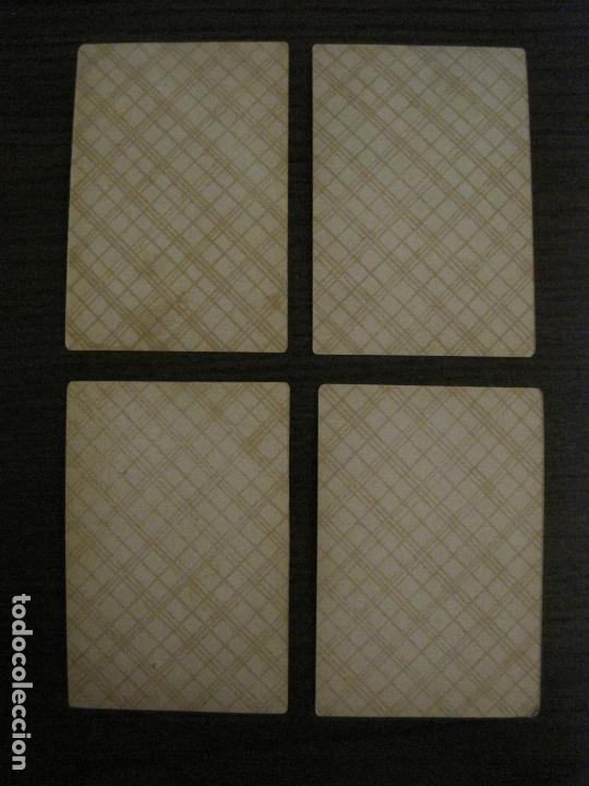 Barajas de cartas: BARAJA CARTAS ANTIGUA-TIPO LITOGRAFIA DEL UNIVERSO-CARLISMO-COMPLETA 40 CARTAS-VER FOTOS-(V-17.279) - Foto 18 - 166821042