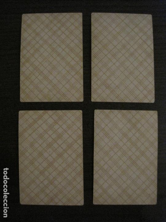 Barajas de cartas: BARAJA CARTAS ANTIGUA-TIPO LITOGRAFIA DEL UNIVERSO-CARLISMO-COMPLETA 40 CARTAS-VER FOTOS-(V-17.279) - Foto 27 - 166821042