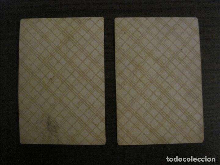 Barajas de cartas: BARAJA CARTAS ANTIGUA-TIPO LITOGRAFIA DEL UNIVERSO-CARLISMO-COMPLETA 40 CARTAS-VER FOTOS-(V-17.279) - Foto 29 - 166821042
