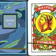 Barajas de cartas: AZUR - PUIG - BARAJA ESPAÑOLA 50 CARTAS. Lote 166922480