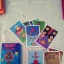 Barajas de cartas: TAROT BALBI. Lote 167166432