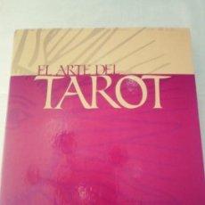 Barajas de cartas: EL ARTE DEL TAROT. Lote 167574172