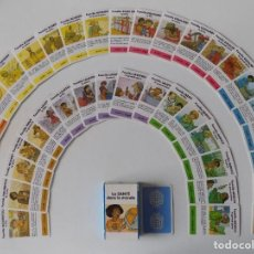 Mazzi di carte: LIBRERIA GHOTICA. BARAJA LA SANTÉ DANS LE MONDE. JUEGO DE LAS 7 FAMILIAS. 1980.. Lote 167577984