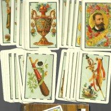 Barajas de cartas: BARAJA FOURNIER 130 ANIVERSARIO 1868-1998. EN CAJA NUEVA. Lote 167848160