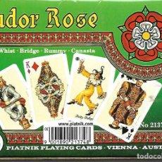Barajas de cartas: PAREJA DE BARAJAS PARA AUSTRIA NUEVAS SIN ESTRENAR EN CAJA. Lote 167849984
