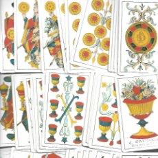 Barajas de cartas: RARA BARAJA DE TAROT EN SU BOLSA ESPECIAL NUEVA PERFECTA. Lote 167967928