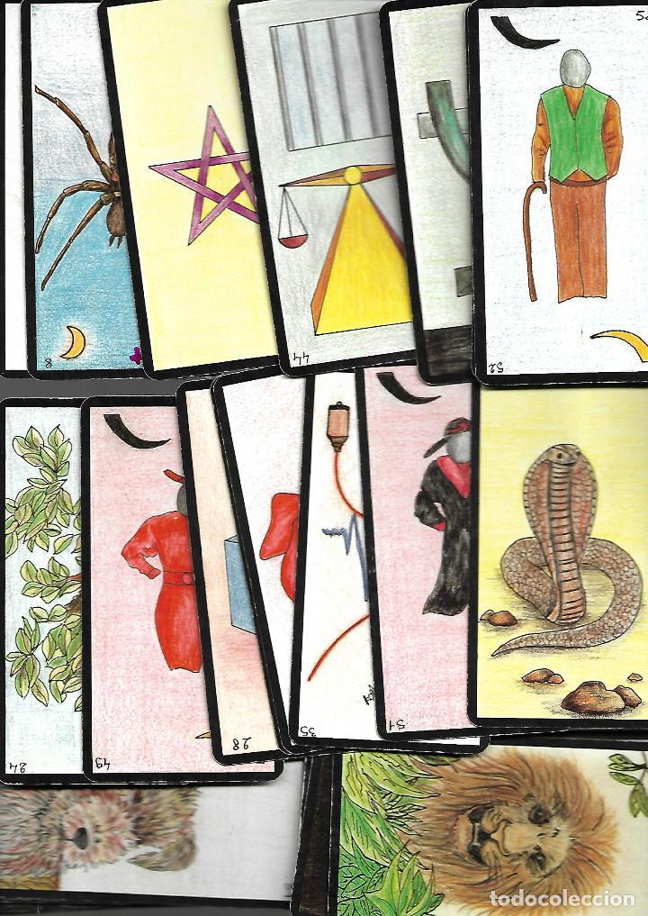 CARTAS DE BARAJA DE TAROT 41 ORACULO CARTAS EN BUEN ESTADO (Juguetes y Juegos - Cartas y Naipes - Barajas Tarot)