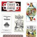 Barajas de cartas: BARAJA TAROT LA DUCALE, FOURNIER 1977, 78 CARTAS, BUENA CONSERVACIÓN EN CAJA DE PLASTICO.. Lote 168219024