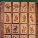 Barajas de cartas: BARAJA INFANTIL 1912. 40 CARTAS. REVERSO CON UN Nº PARA EL SORTEO DE 3 PREMIOS. OBSEQUIO DE......... Lote 168226548