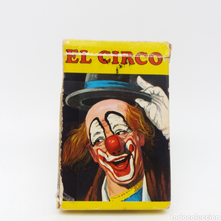 BARAJA DE CARTAS HERACLIO FOURNIER 'EL CIRCO' (Juguetes y Juegos - Cartas y Naipes - Barajas Infantiles)