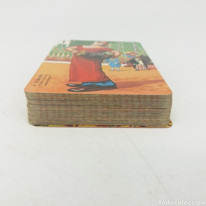 Barajas de cartas: Baraja de cartas HERACLIO FOURNIER EL CIRCO - Foto 3 - 168295386