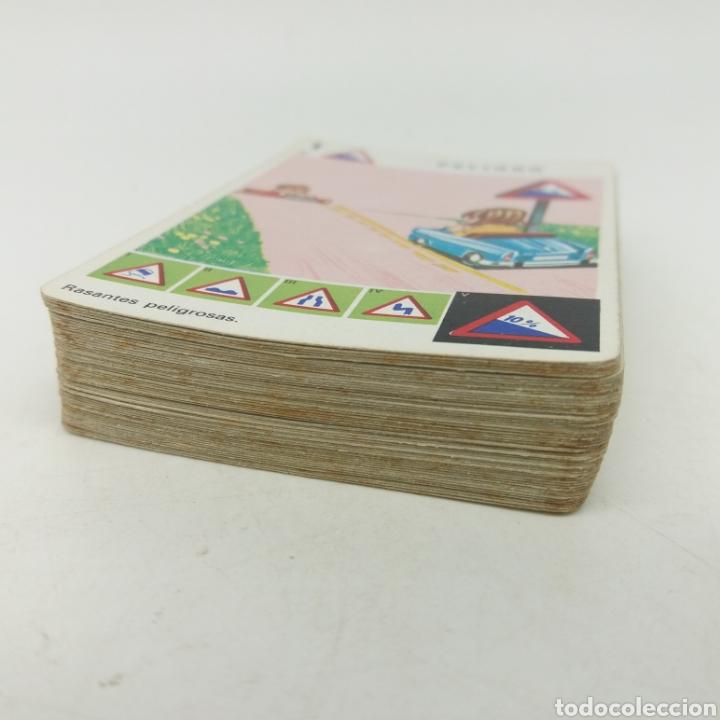 Barajas de cartas: Juego de familias SEÑALES DE TRAFICO HERACLIO FOURNIER - Foto 3 - 168297100