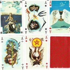Barajas de cartas: BARAJA DE POKER DE DALI. Lote 168386184