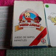 Jeux de cartes: ALFRED J. KWAK. FOURNIER. 31/33 CARTAS. 1987. Lote 168486404
