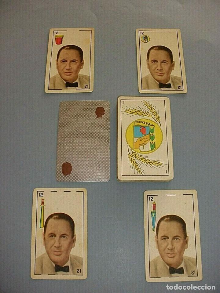RARISIMA BARAJA POLITICA PERONISTA ELECCIONES ARGENTINA EVA Y PERON 1951 (Juguetes y Juegos - Cartas y Naipes - Otras Barajas)