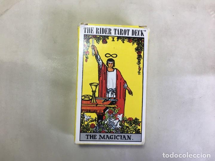 CARTAS DEL TAROT - THE MAGICIAN (Juguetes y Juegos - Cartas y Naipes - Barajas Tarot)