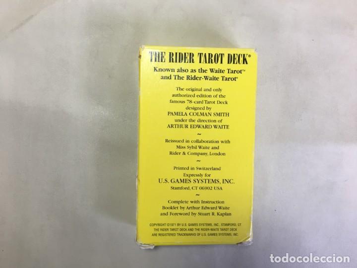 Barajas de cartas: CARTAS DEL TAROT - THE MAGICIAN - Foto 2 - 168602120