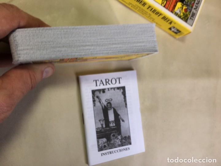 Barajas de cartas: CARTAS DEL TAROT - THE MAGICIAN - Foto 3 - 168602120