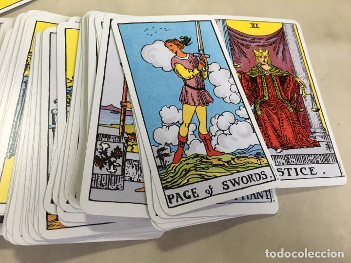 Barajas de cartas: CARTAS DEL TAROT - THE MAGICIAN - Foto 6 - 168602120