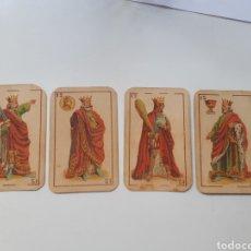 Barajas de cartas: BARAJA COMPLETA BRAULIO FOURNIER BURGOS PRINCIPIOS DE SIGLO. Lote 168790633