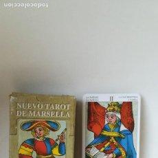 Barajas de cartas: NUEVO TAROT DE MARSELLA. Lote 166756594