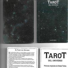 Barajas de cartas: ARCANOS MAYORES DEL UNIVERSO COMPLETOS CON LIBRO PERFECTO ESTADO VER FOTOS . Lote 168955376