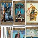 Barajas de cartas: ARCANOS MAYORES DE DALI COMPLETOS PERFECTO ESTADO. Lote 168956836