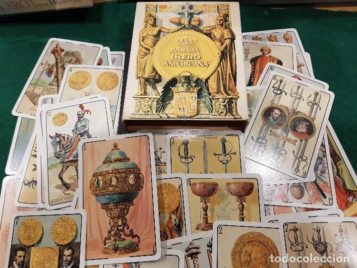 BARAJA CARTAS IBERO AMERICANA SIGLOS XV-XVI - FOURNIER (Juguetes y Juegos - Cartas y Naipes - Baraja Española)