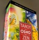 Barajas de cartas: TAROT OSHO ZEN. Lote 169181160
