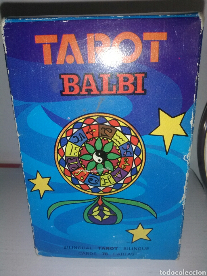 Barajas de cartas: TAROT BALBI.FOURNIER. CARTAS. - Foto 3 - 169319277