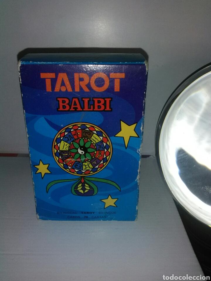 Barajas de cartas: TAROT BALBI.FOURNIER. CARTAS. - Foto 4 - 169319277