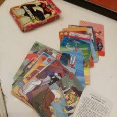 Barajas de cartas: MAZINGER Z /-CARTAS NAIPES HERACLIO FOURNIER - ORIGINAL BARAJA AÑOS 70!!!!. Lote 169470744