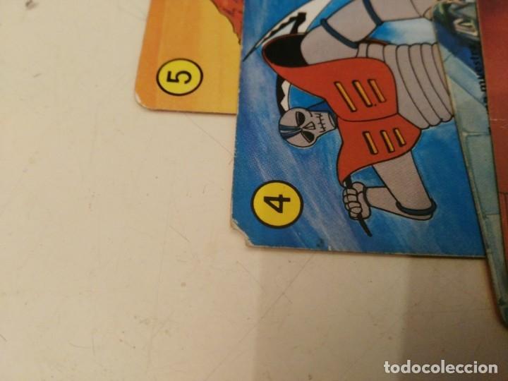 Barajas de cartas: MAZINGER Z /-CARTAS NAIPES HERACLIO FOURNIER - ORIGINAL BARAJA AÑOS 70!!!! - Foto 3 - 169470744