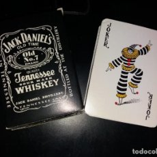 Barajas de cartas: BARAJA POKER JACK DANIELS.. Lote 169733896