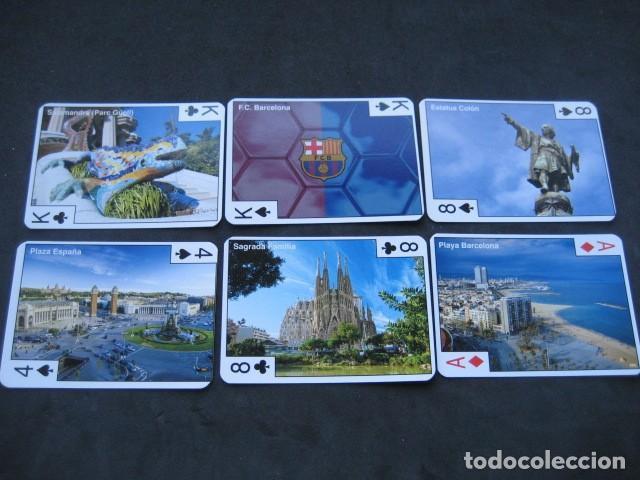 Barajas de cartas: BARAJA POKER. BARCELONA - Foto 3 - 169733952