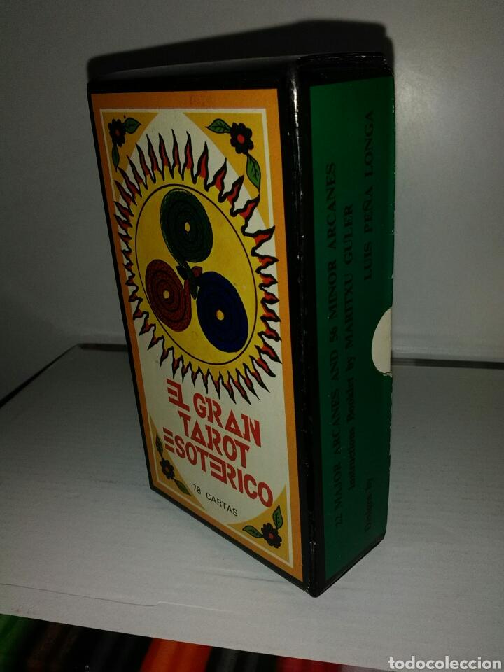 Barajas de cartas: MUY DIFÍCIL NUEVO.TAROT ESOTÉRICO.PRECINTADO. - Foto 6 - 169869001