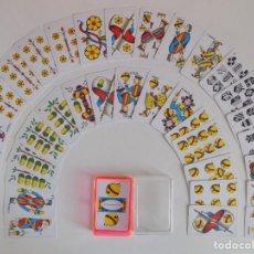 Barajas de cartas: LIBRERIA GHOTICA. BARAJA SUIZA FACSÍMIL DEL S. XIX. TAROT.. Lote 169932376